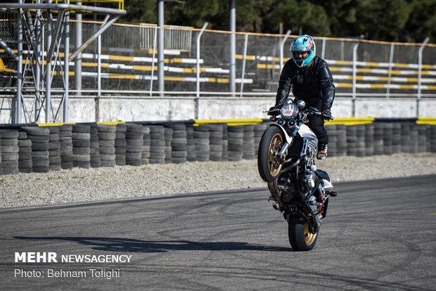 2nd round of Iran Moto Racing C'ships