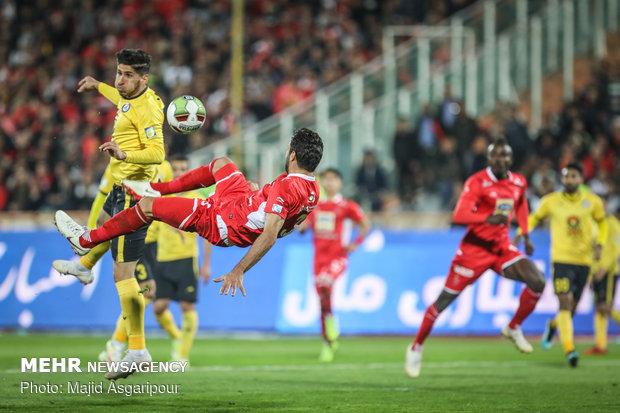 Persepolis vs. Pars Jonoubi (3-1)