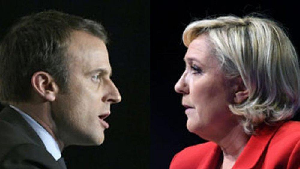 Le Pen's under-plot for the French President