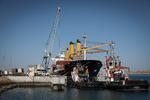 رشد ۳۳۰ درصدی واردات کالاهای اساسی از طریق بندر چابهار