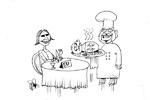 نمایش ۱۰ کاریکاتور با موضوع «امضای کری تضمین است»