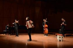 «کوئینتت تهران» آثار آرژانتینی مینوازد