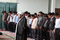فعالیت ۵۵ مبلغ دینی در مدارس تایباد و باخرز