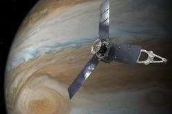 تصاویر نفس گیر ناسا از سیاره مشتری/ نقاشی های ابر و باد سیاره