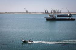 عملیات اجرایی پروژه دایک حفاظت ساحلی بندر چابهار آغاز شد