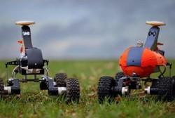 ربات ها در انگلیس کشاورزی می کنند