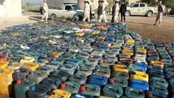 کشف ۲۰ هزار لیتر سوخت قاچاق در قصرشیرین