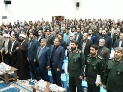 فرمانده ناحیه مقاومت بسیج اسلامشهر معرفی شد