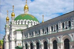 Ukrayna'da bir katedral kimliği belirsiz kişilerce ele geçirildi