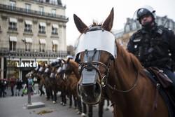 اعتراضات مردمی در فرانسه/ دیروز در نانت، امروز در شهر «روآن»