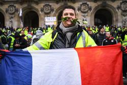 ۷۳ درصد فرانسویها موافق برگزاری همهپرسی هستند