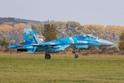 Ukrayna'da Su-27 uçağı düştü