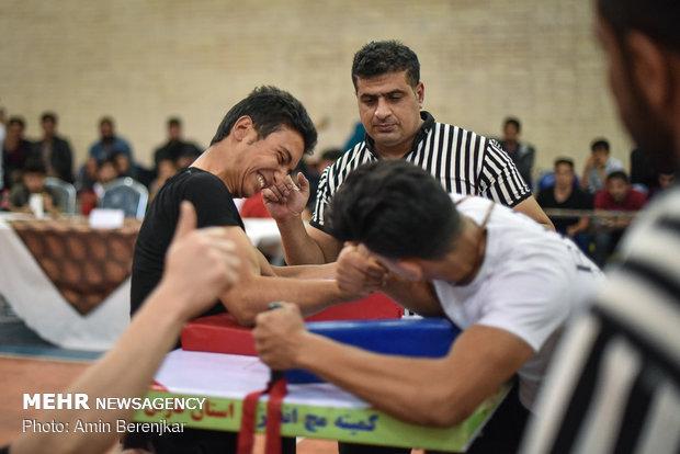 مسابقات مچ اندازی قهرمانی استان فارس در شیراز