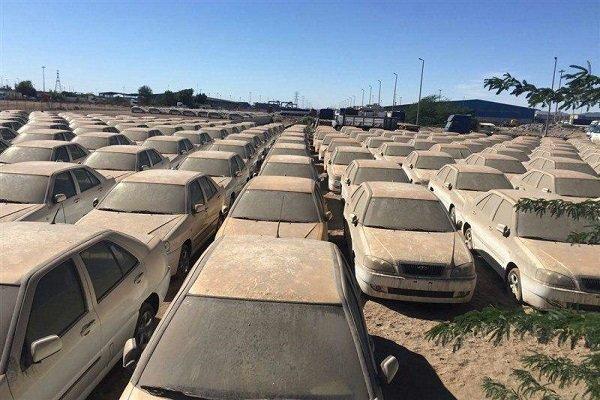 تحویل خودروهای دپو شده به مردم خوزستان/ انجام صدور پلاک در خرمشهر