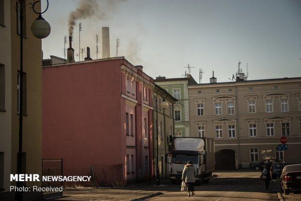 مصرف بالای زغال سنگ در لهستان