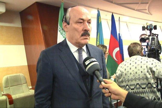 Russia stands by Iran in intl. arena as 'strategic partner': Abdulatipov