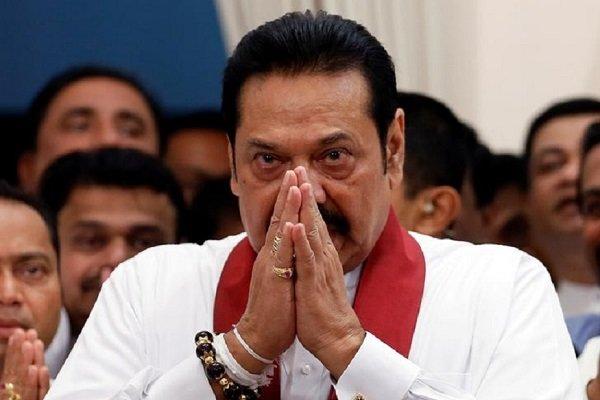 سری لنکا کے وزیراعظم مستعفی ہوگئے