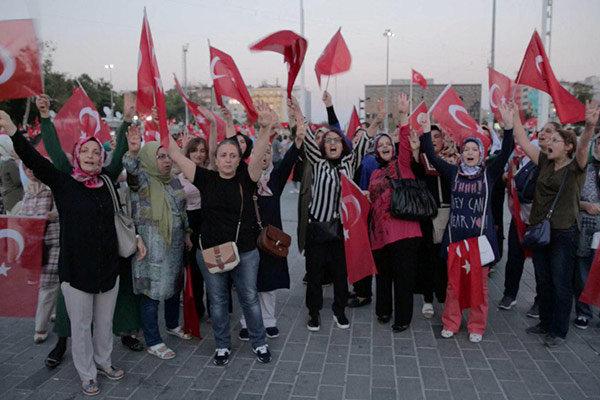 """İranlı yönetmenin gözünden """"15 Temmuz darbe girişimi"""""""