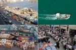 تلاطم نرخ ارز ملوانان بوشهری را بیکار کرد/ تعطیلی بازار تهلنجی