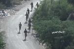فلم/ یمنی فوجیوں کے خوف سے سعودی فوجیوں کا اجتماعی فرار