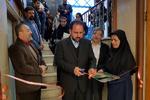 نمایشگاه عکسهای صنعتی در نگارخانه حوزه هنری قزوین گشایش یافت