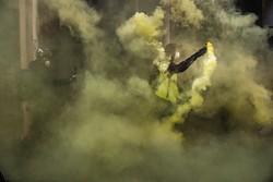 پلیس فرانسه برای فرو نشاندن اعتراضات جلیقه زردها به سلاح شیمیایی متوسل شد