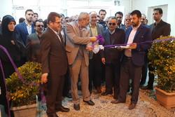 نمایشگاه هفته پژوهش در قزوین گشایش یافت