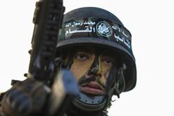 VIDEO: Moment when al-Qassam Brigades target Israeli APC by precision missile