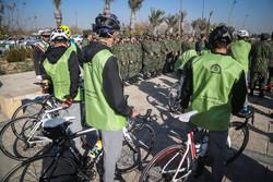ضرورت توسعه فرهنگ دوچرخه سواری در تبریز