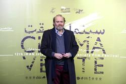Italian documentarian Gianfranco Pannone admires Iranian cinema
