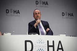 Turkish FM says working with Syria's Assad to be taken into account