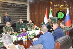 Baghdad hosts quadripartite meeting on intelligence sharing