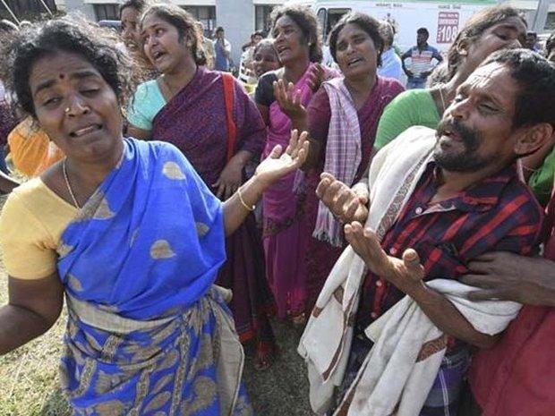 ہندوستان میں مندر میں زہریلا کھانا کھانے سے 11 افراد ہلاک