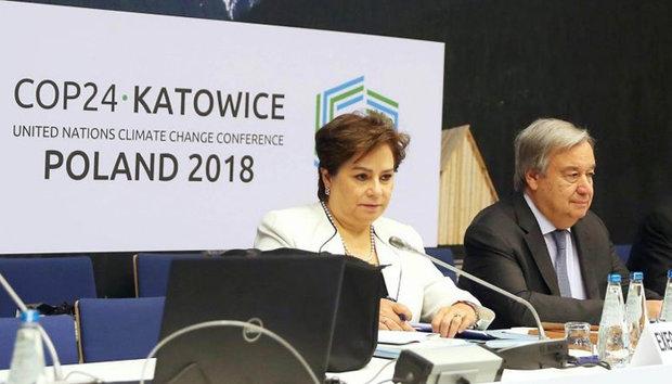 پولینڈ میں ماحولیاتی تبدیلی کے معاہدے پر دستخط