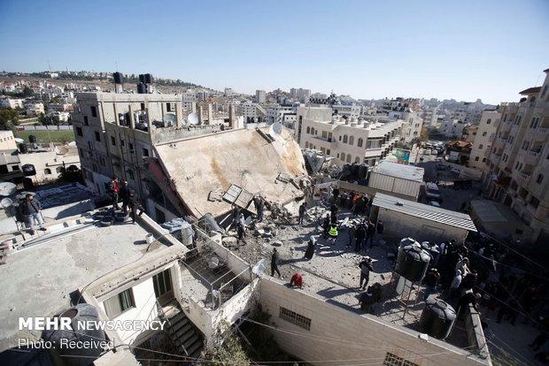 تخریب مجدد روستای «العراقیب» به دست نظامیان صهیونیست