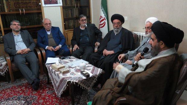 همه آنچه نمایندگان استان با امام جمعه اصفهان مطرح کردند
