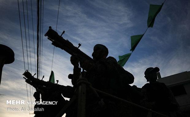 «قسام» عملیات جاسوسی رژیم صهیونیستی در غزه را خنثی کرد