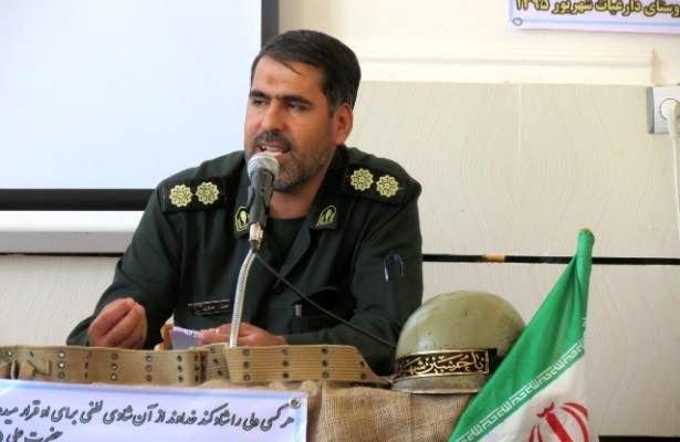 ۱۳ آبان نماد بصیرت و دشمن شناسی ملت ایران است
