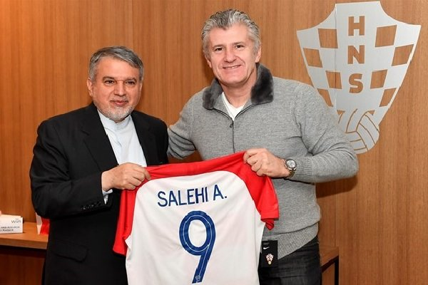 Šuker says ready to organize friendly matches with Team Melli