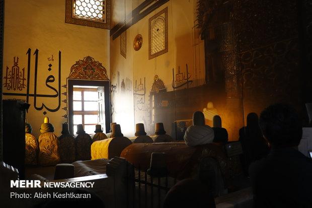بزرگداشت مولانا در ترکیه