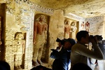 VIDEO: 4,400-year-old tomb discovered in Egypt