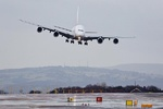 VIDEO: Planes abort landing at Manchester Airport due to strong wind