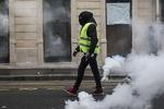 اعتراضات جلیقه زردها به مراکش رسید