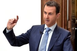 US stealing Syria's oil, its regime akin to Nazis: Bashar Assad