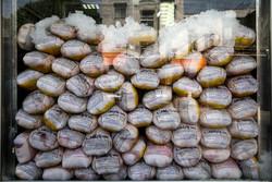 روزانه ۵۰ تن گوشت مرغ گرم با قیمت مصوب در مشهد توزیع می شود