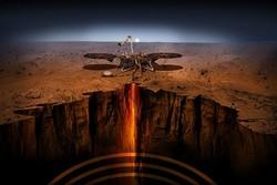 گمانه زنی در مورد وجود حیات در عمق مریخ