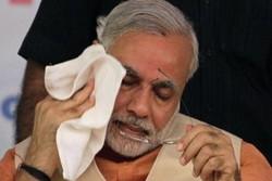 بھارتی وزیراعظم کی رہائش گاہ پر آتشزدگی کا واقعہ پیش آیا