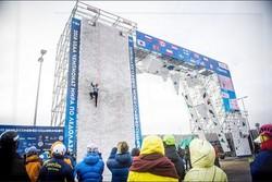 Iran runner-up at 2018 Ice Climbing World C'ships