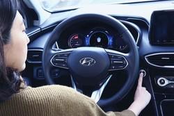 استفاده از حسگر اثر انگشت برای باز کردن قفل و روشن کردن خودرو