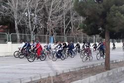 شاهرود پیشگام در تحقق شهر انسانمحور/تردد ارزان وسریع با دوچرخه